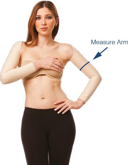 sleeve measurements