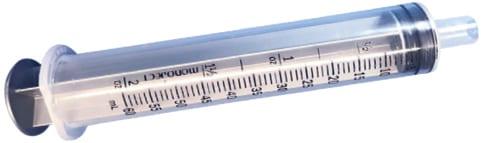 Toomey Syringe